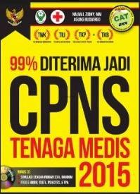 Ebook Soal-CPNS-99 Persen Diterima Jadi CPNS Tenaga Medis-min