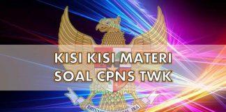 Kisi Kisi Materi TWK Hots