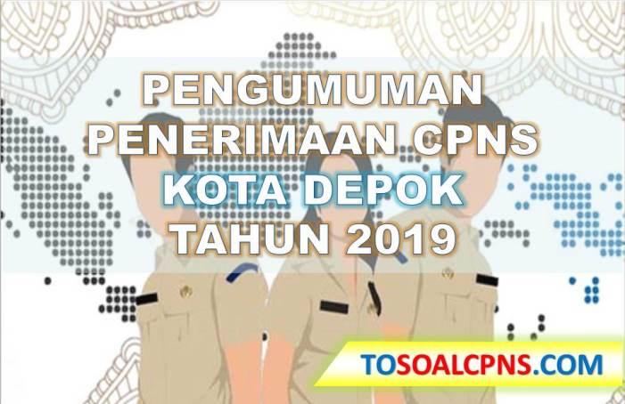 pengumuman-penerimaan-cpns-kota-depok--thn-2019