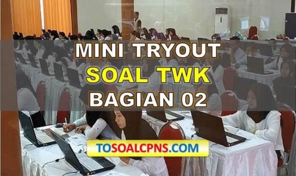 Mini TryOut CPNS Online - TWK